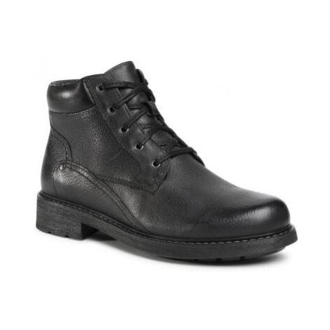 Šnurovacia obuv Sergio Bardi MB-ROOT-36EO Prírodná koža(useň) - Lícova