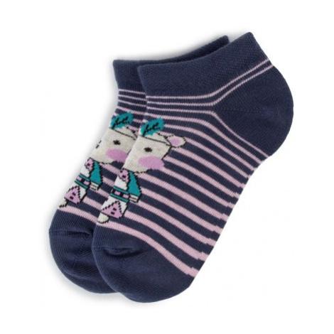 Ponožky Nelli Blu 16A5TM30 r.25/28 polyamid,bavlna
