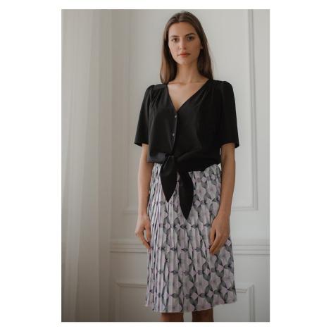 Plisované a volánové sukne Lenitif
