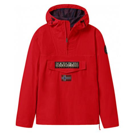Napapijri RAINFOREST M SUM 1 červená - Pánska bunda
