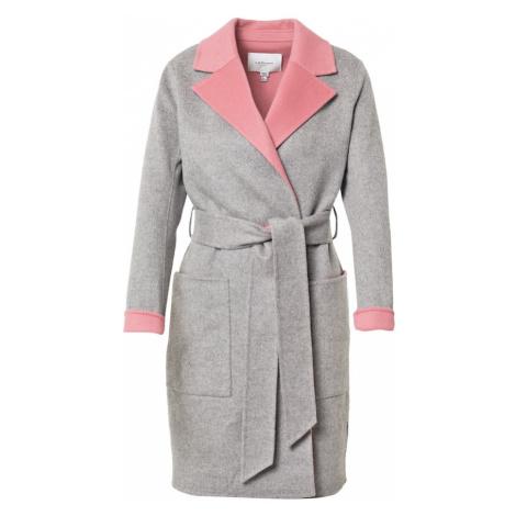 L.K.Bennett Prechodný kabát 'GABRIEL'  sivá melírovaná / ružová