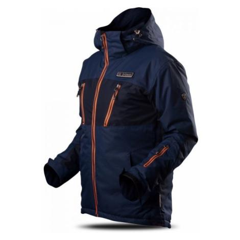 TRIMM BANDIT modrá - Pánska lyžiarska bunda