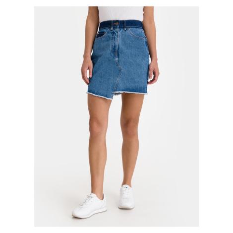 Push In Secret Glamour Sukně Salsa Jeans Modrá