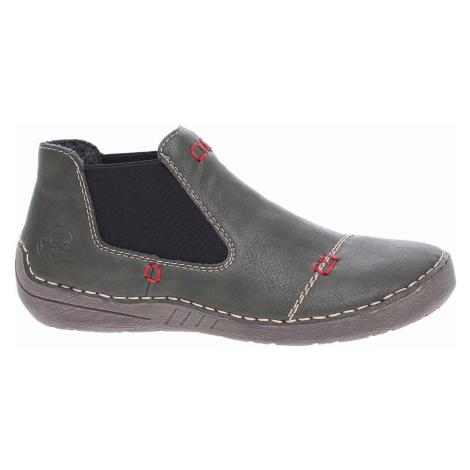Dámská obuv Rieker 52590-54 grun 52590-54