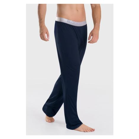 Modalové nohavice Thalin tmavomodrá Blackspade
