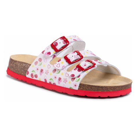 Sandále SUPERFIT - 6-00113-10 D Weiss