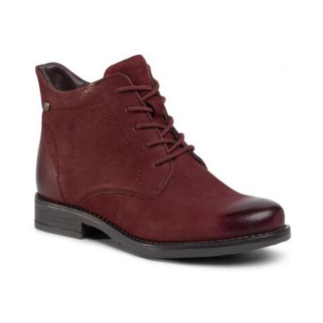 Šnurovacia obuv Lasocki WI16-ALBA3-01 Prírodná koža(useň) - Nubuk