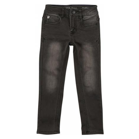GARCIA Džínsy  čierny denim Garcia Jeans