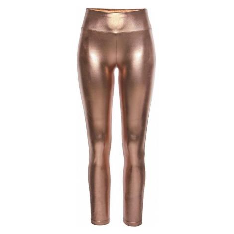 LASCANA Legíny  ružové zlato / bronzová