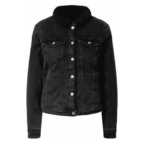 ONLY Prechodná bunda 'Tia'  čierna
