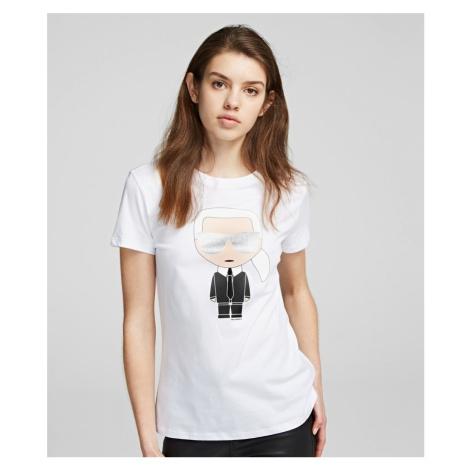 Tričko Karl Lagerfeld Ikonik Karl T-Shirt