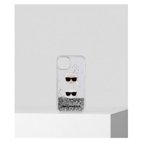 Púzdro Na Mobil Karl Lagerfeld Karl & Choupette Glitter Ip11