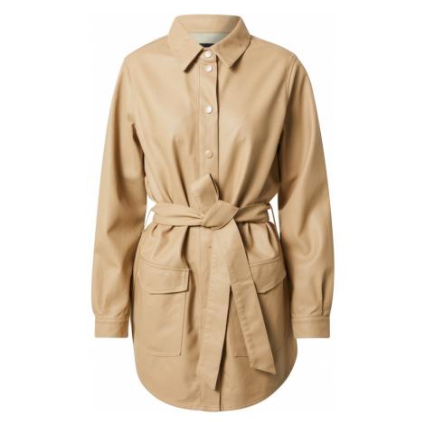SISTERS POINT Prechodný kabát 'Doria'  béžová