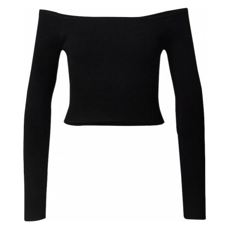 NA-KD Tričko  čierna