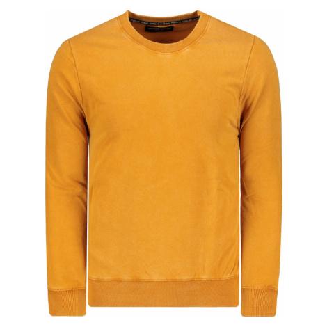 Ombre Clothing Men's plain sweatshirt B1023
