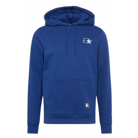 Starter Black Label Mikina  biela / námornícka modrá