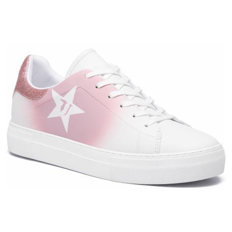 Sneakersy TRUSSARDI JEANS - 79A00425 P688