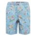 Superdry Chino nohavice  svetlomodrá / zmiešané farby