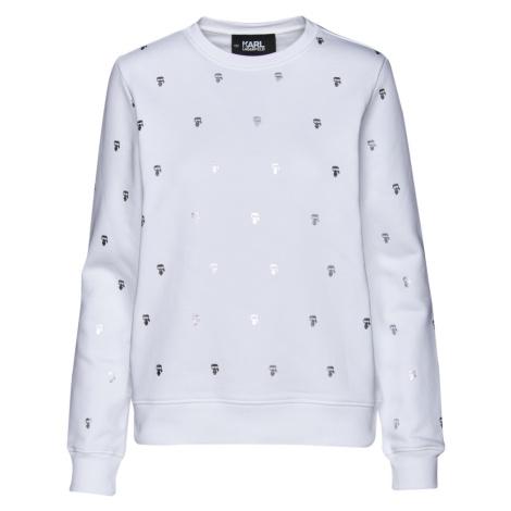 Mikina Karl Lagerfeld All-Over Ikonik Karl Sweat