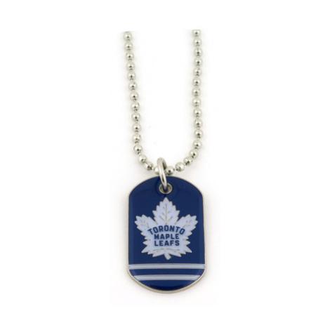 Prívesok Psia Známka Na Retiazke Nhl Toronto Maple Leafs
