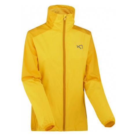 KARI TRAA NORA JACKET žltá - Dámska športová bunda