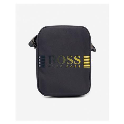 BOSS Pixel DD Cross body bag Modrá Hugo Boss