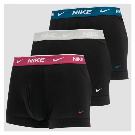 Nike Trunk 3Pack čierne