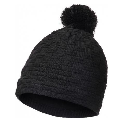 FLLÖS EMILY čierna - Pánska zimná čiapka