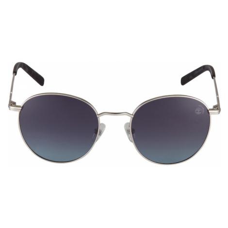 TIMBERLAND Slnečné okuliare  zlatá / modrosivá