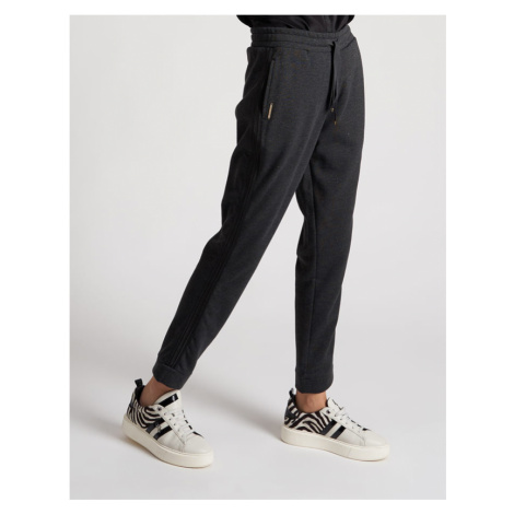 Nohavice La Martina Woman Trousers Lurex Fleece