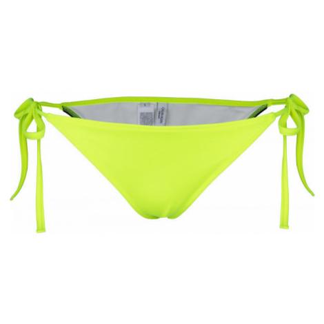 Calvin Klein CHEEKY STRING SIDE TIE-N - Dámsky spodný diel plaviek