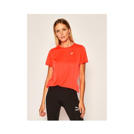 Asics Funkčné tričko Katakana Ss 2012A827 Oranžová Regular Fit