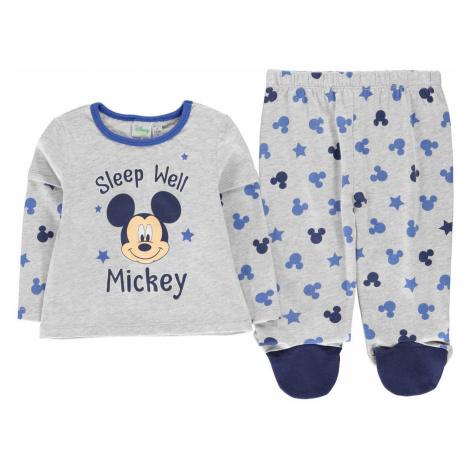 Character Pyjama Set Baby Mickey Mouse