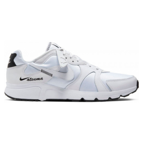 Nike ATSUMA biela - Pánska voľnočasová obuv