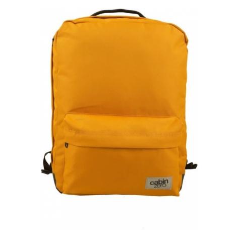 CabinZero Palubný batoh Gap Year oranžová 28 l