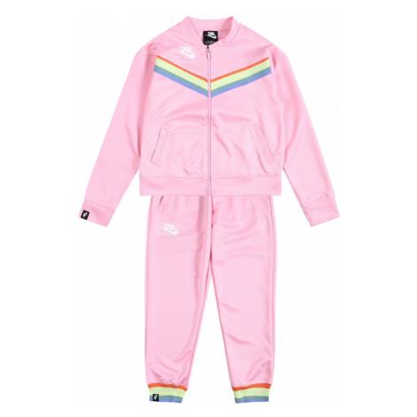 Nike Sportswear Joggingová súprava  zmiešané farby / ružová