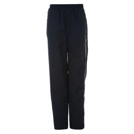 Slazenger Open Hem Woven Pants Junior Boys Navy