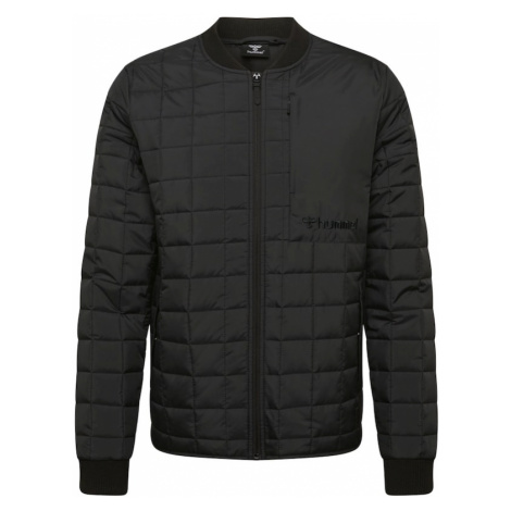 Hummel Prechodná bunda 'Luke'  čierna