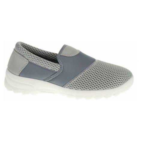 Dámská obuv OrtoMed 4001-T84 šedá 4001/T84 šedá Rejnok