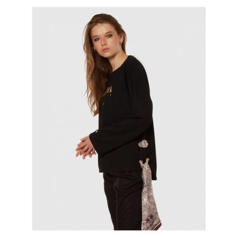 Mikina La Martina Woman Heavy Jersey Fleece