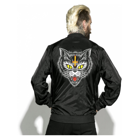 bunda jarno/jesenná BLACK CRAFT Hell Cat
