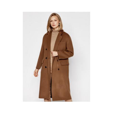 Weekend Max Mara Prechodný kabát Torbole 50160209 Hnedá Regular Fit