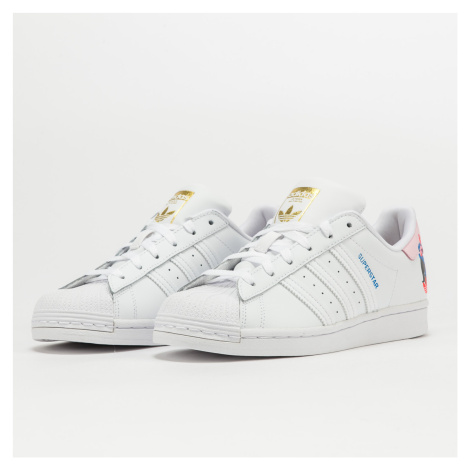 adidas Originals Egle Superstar W ftwwht / ftwwht / clpink