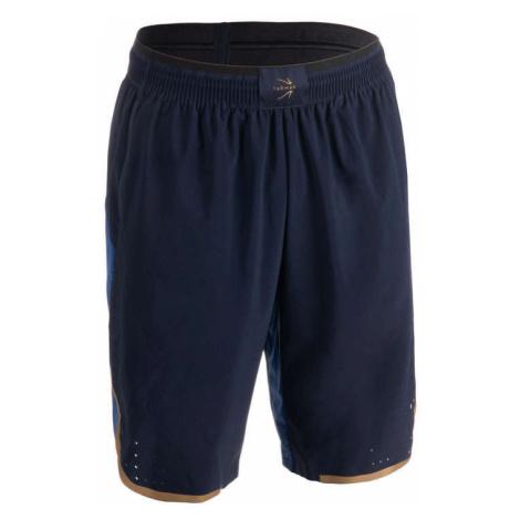 TARMAK Pánske basketbalové šortky SH900 nám. modré MODRÁ L