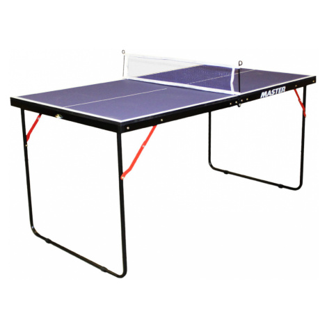 Mini stôl na stolný tenis MASTER Midi Table Fun