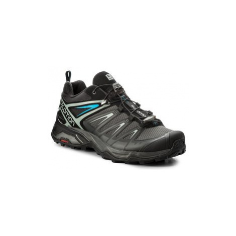 Salomon Trekingová obuv X Ultra 3 402862 27 M0 Čierna