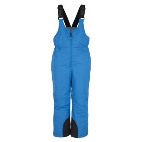Children's winter pants Daryl-jb blue - Kilpi