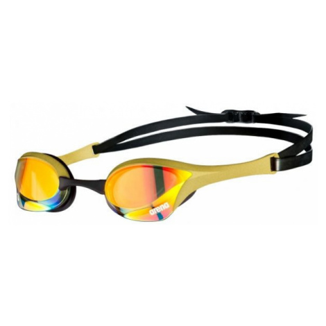 Arena COBRA ULTRA SWIPE MIRROR žltá - Plavecké okuliare