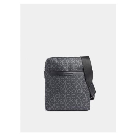 Taška cez rameno Calvin Klein Jeans Patterned