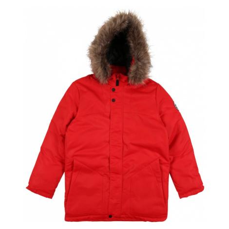 NAME IT Zimná bunda  červená